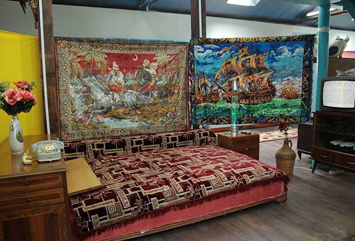 Interior design Kitsch